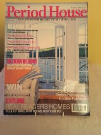 Period House & Period Living & Traditional Homes Magazines