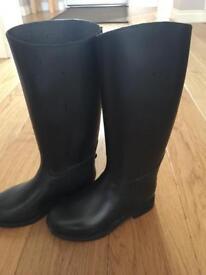 Children's Riding Boots size 10
