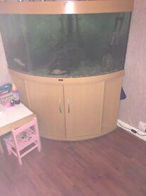 Jewel 360l corner tank