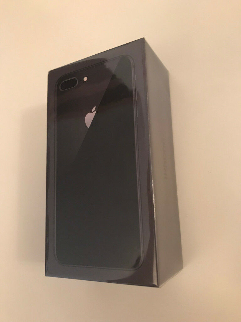 Iphone  Plus Sealed Box