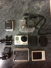GoPro Hero3 Black plus accessories