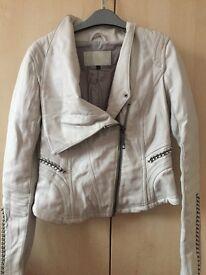 River island jacket size 8