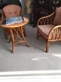 Conservatory Table & Chairs