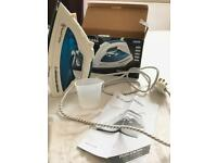 Russell Hobbs steam glide iron.