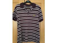 Lyle and Scott small polo