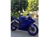 Yamaha R6, not gxr600 cbr600 r1
