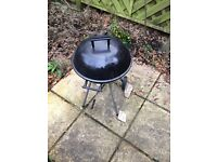Compact barbecue