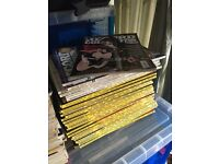 Record Collector - 32 Magazines, job lot