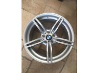 "BMW 5 Series 19"" M Sport Alloy Wheel"