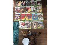 Huge Xbox 360 e 250gb bundle