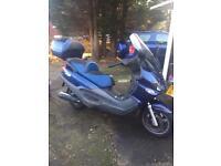 Piaggio x9 500 cc