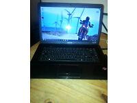 Compaq CQ58 windows 10 laptop.