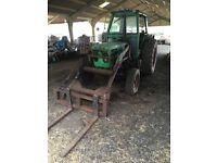 Deutz d7206 tractor loader