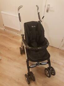 Silvercross 3D stroller