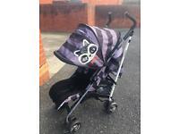 Cosatto Supa Stroller Raccoon Riot