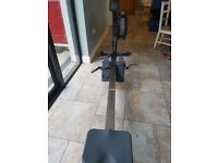 Concept 2 Model D rowing machine (like new)