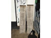 Recovery aluminium finish ramp