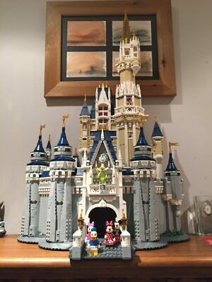 LEGO Disney The Disney Castle 71040 Complete with instructions