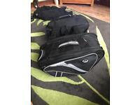 GIVI T479 Silver Bag Pannier bags