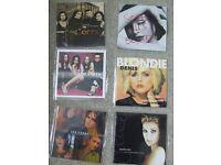 SOPHIE ELLIS BEXTOR , CELINE DION, THE CORRS X 3 , BLONDIE, CDs