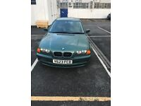 BMW 318i, excellent condition, clean car, owner from 10 years
