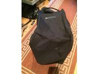 mountain warehouse gear bag