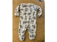 0-1 month baby clothing