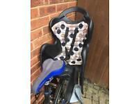 Bike seat with fixings- Bellilli Seat