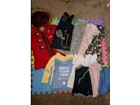 Girls next clothes 1.5-2