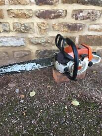 Stihl 024 Chainsaw.