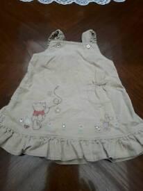 Baby girls dress 3-6mths