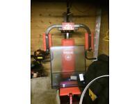 York weight machine