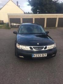 Saab auto 2.3 turbo