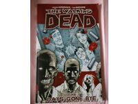 "The Walking Dead Volume 1 ""DAYS GONE BYE"""