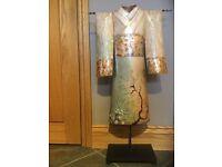 Metal Decorative Kimono