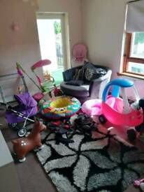 Every toy in these pictures for sale individually or as a bundle
