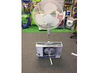 """New Limitless High Velocity Oscillating Pedestal Fan 16"""""""
