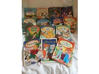 Children's Favourite Tales Collection Ladybird book set
