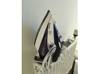 Steam Iron Ultimate 120 FV9512 TEFAL (like new)