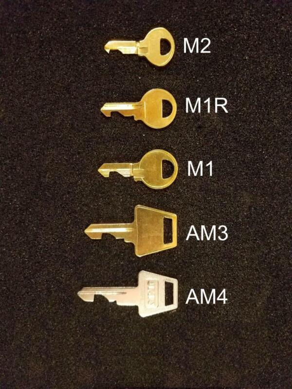 LOCKOUT KEY set for M1, M2, M1R, AM3, and AM4 keys.  Disable Kill Lock Forever