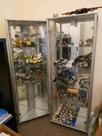 Argos Glass Display Cabinets