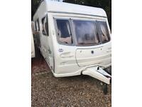 2004 Avondale dart 6 berth with full blow up awning