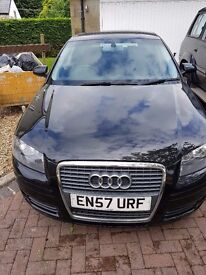 Audi A3 2.0L Diesel sports back for sale immaculate condition