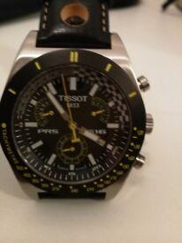 TISSOT mens chronograph watch in super condition stunning watch
