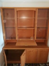 Free display unit