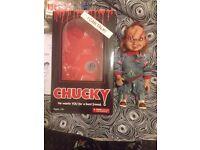 Chucky doll replica (Bride of Chucky)