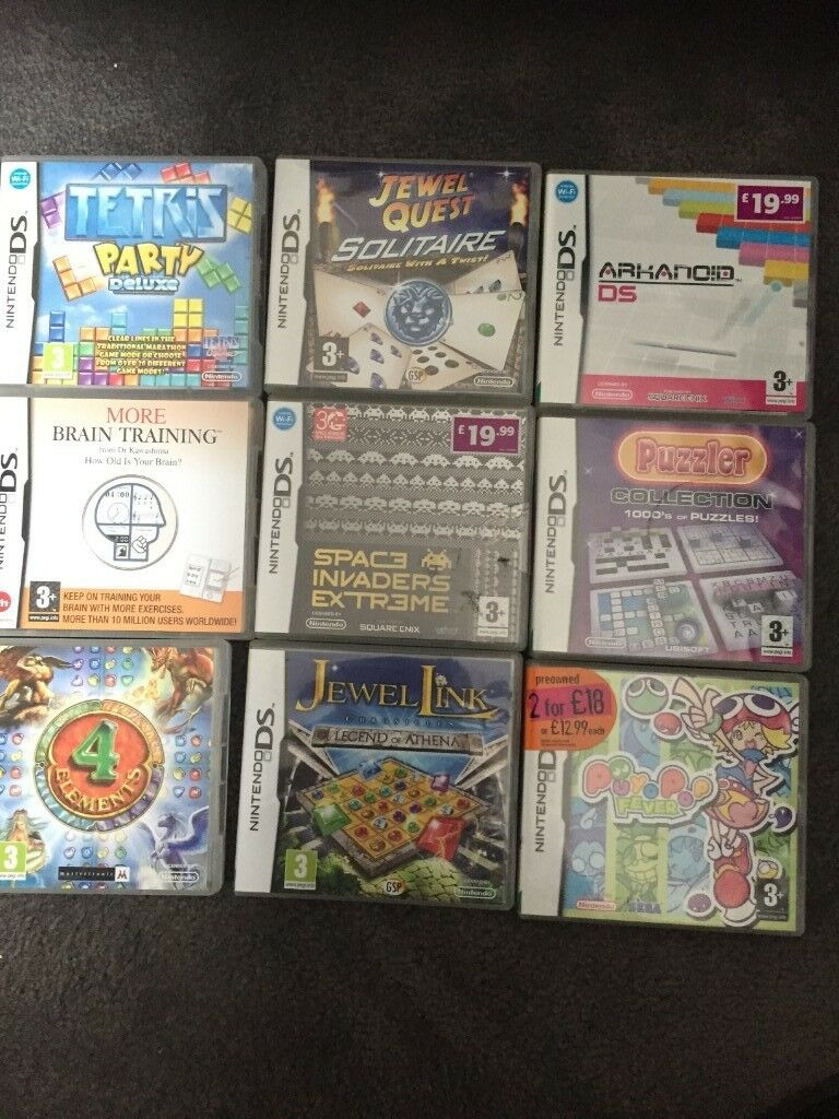 14 Nintendo DS Games | in Bournemouth, Dorset | Gumtree
