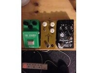 Guitar effects pedals for sale Matthews effects astronomer reverb