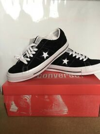 Brand new Unisex converse one star 74 RRP£75