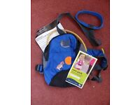 Bush Baby toddler backpack with reins, BRAND NEW